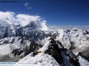 peak E. Korjenevskoy -  c..