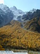 Adylsu valley, Germagenov..