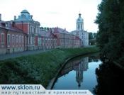 Petersburg white nights