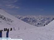 Elbrus ski climb230