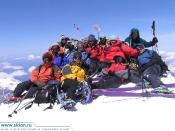 Elbrus ski climb260