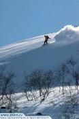 Kola - skitour paradize....