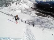ski adventure Kola