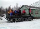 Ski Adventure at Kola Peninsular